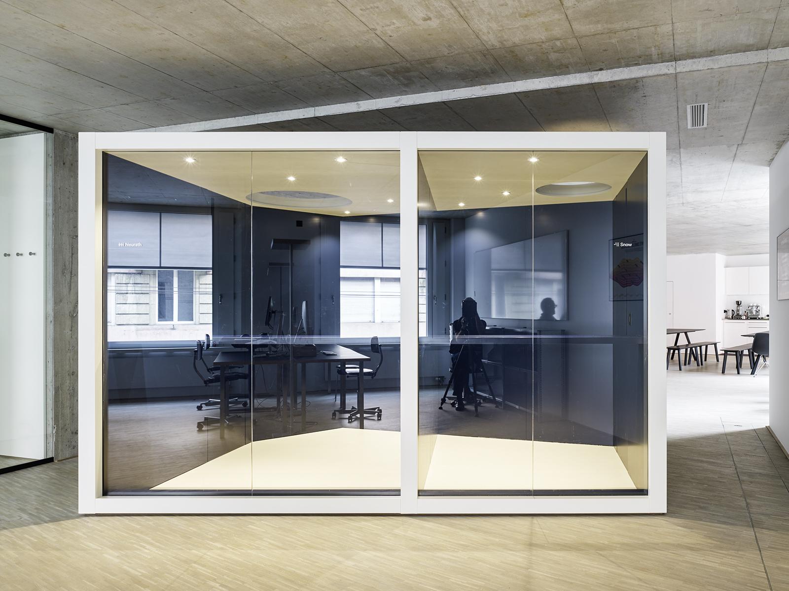 Seiler innenarchitekten for Raumgestaltung und design studium